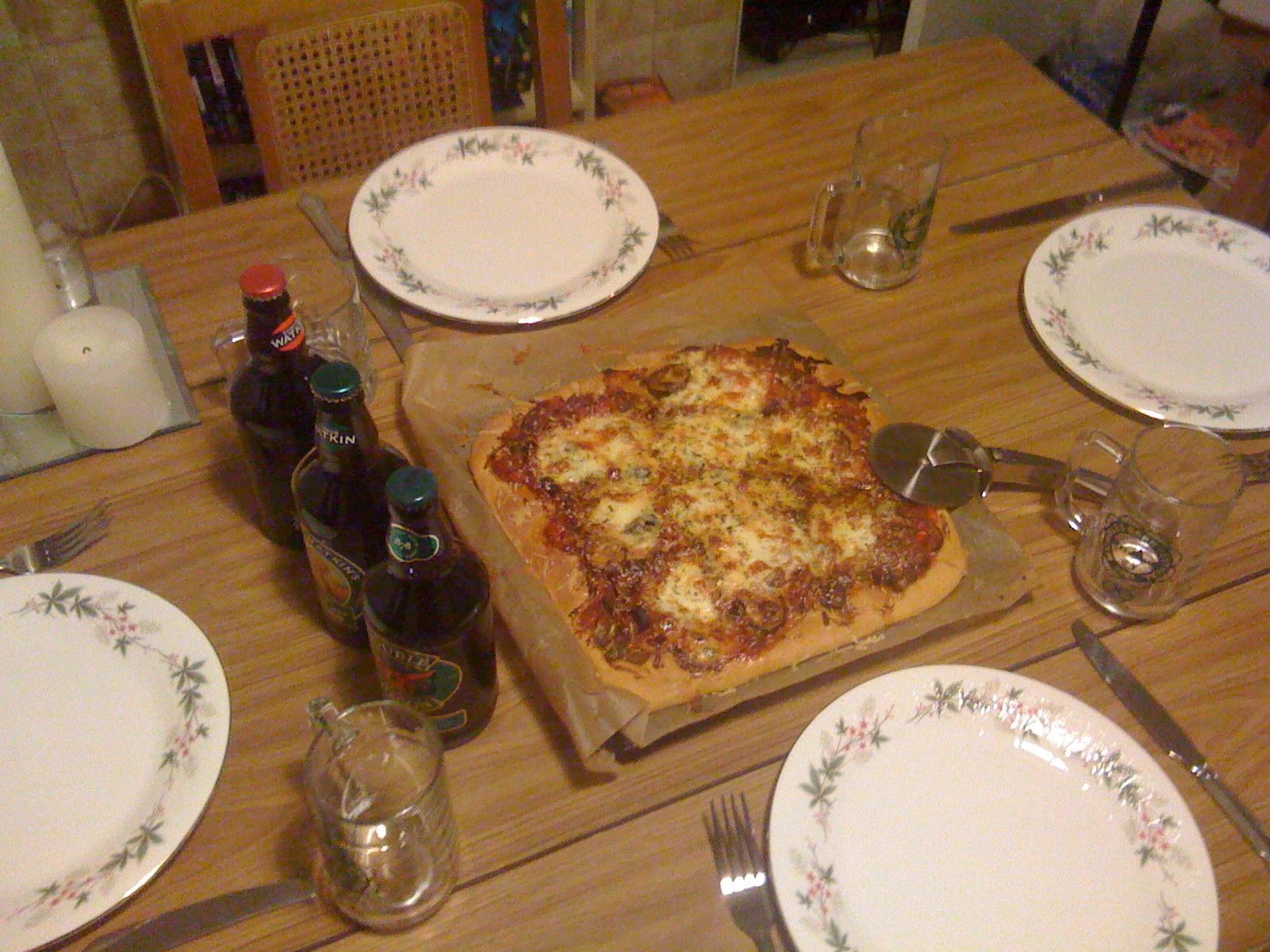 CorePizza 2.0