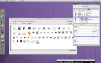 Default Icon Theme and EtoileUI Inspector